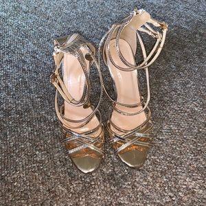 Rosegold Stilettos!
